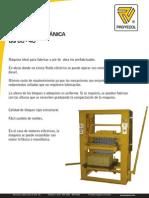 Bloquera Bq 60 40 Ficha Tecnica (Protocolo)
