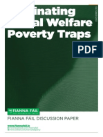 Eliminating Social Welfare Poverty Traps