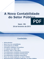 Contabilidade Setor Publico