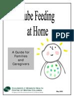 49718 Tube Feeding at Home