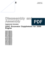 Engine 3066 - Disassembly and Assembly(Supplemental Information)