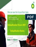 Short Course Deliquification Basics