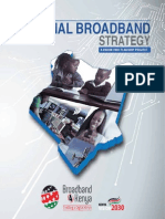 National Broadband Strategy