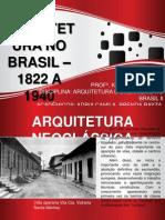 Arquitetura no Brasil - Período 1822 a 1940