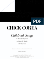 Chick Corea - Children's Songs
