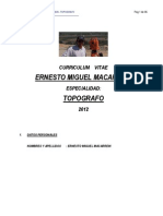 Macarrein Ernesto