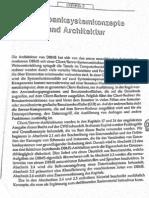 datenbank archichektur