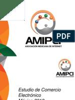 Estudio de comercio electrónico AMIPCI 2012