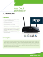 TL WDR4300 Datasheet