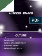 Auto Collimator