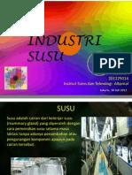 Industri Susu