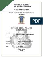 Informe Del Laboratorio_1