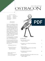 The Ostracon