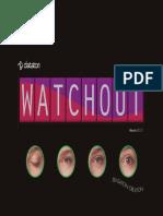 Multi Pantalla 8406099 Manual Usuario Watchout V3 Dataton