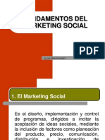 Fundamentos de Mkt Social