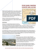 Pakistan Study Guide