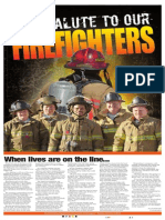 Salute to Firefighters 2013