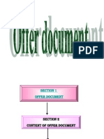 mutual funds offer document