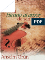 El Himno Al Amor de San Pablo