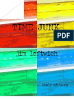 Jim Leftwich - TIME JUNK