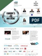 HRTech 2013 Delegate Overview