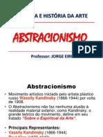10. ABSTRACIONISMO