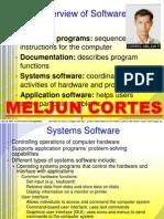 MELJUN CORTES Overview of Software