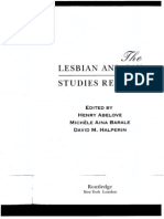 John D'Emilio - Capitalism and Gay Identity
