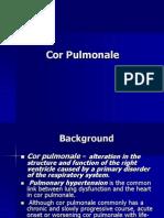 9. Cor Pulmonale