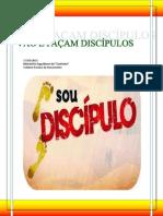 VÃO E FAÇAM DISCÍPULOS DE TODAS AS NAÇÕES
