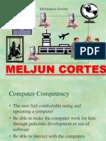 MELJUN CORTES Computer Society