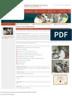 Student Orientation Program in IVF