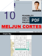 MELJUN CORTES Feasibility Analysis