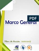Plan de Accion Cormacarena 2012-2015