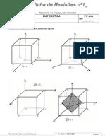1 Ft 11c2ba Ano Geometria No Espac3a7o