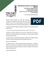 REPORTE DE LECTURA 3 - FERNANDO TUDELA - CONOCIMIENTO Y DISEÑO