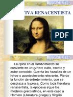 narrativa renacentista