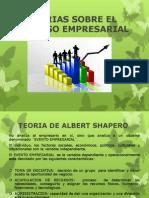 Teorias Sobre El Proceso Empresarial
