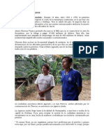 CONTAMINACION DE CHEVRON EN ECUADOR