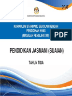 Dokumen Standard Pendidikan Jasmani