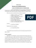 February 62012Lower Swatara Twp. February 6, 2013 Workshop Meeting Minutes Workshop Minutes