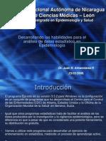 Aprendiendo a usar epi Info Phpapp01