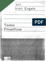 MARX, Karl. Textos Filosóficos.pdf