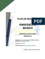 Plan de Negocios Modelo