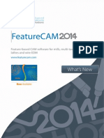 FeatureCAM 2014 Whats New