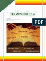 TERMOS BÍBLICOS