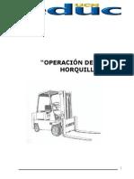 Manual Gruas Horquillas