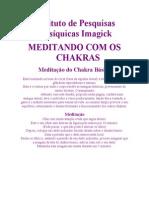 Exercicios de estimulação dos Chakras