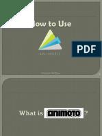 How to Use Animoto