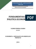 Modulo de Politica Economica - Yazmn Pereira(Recuperado)